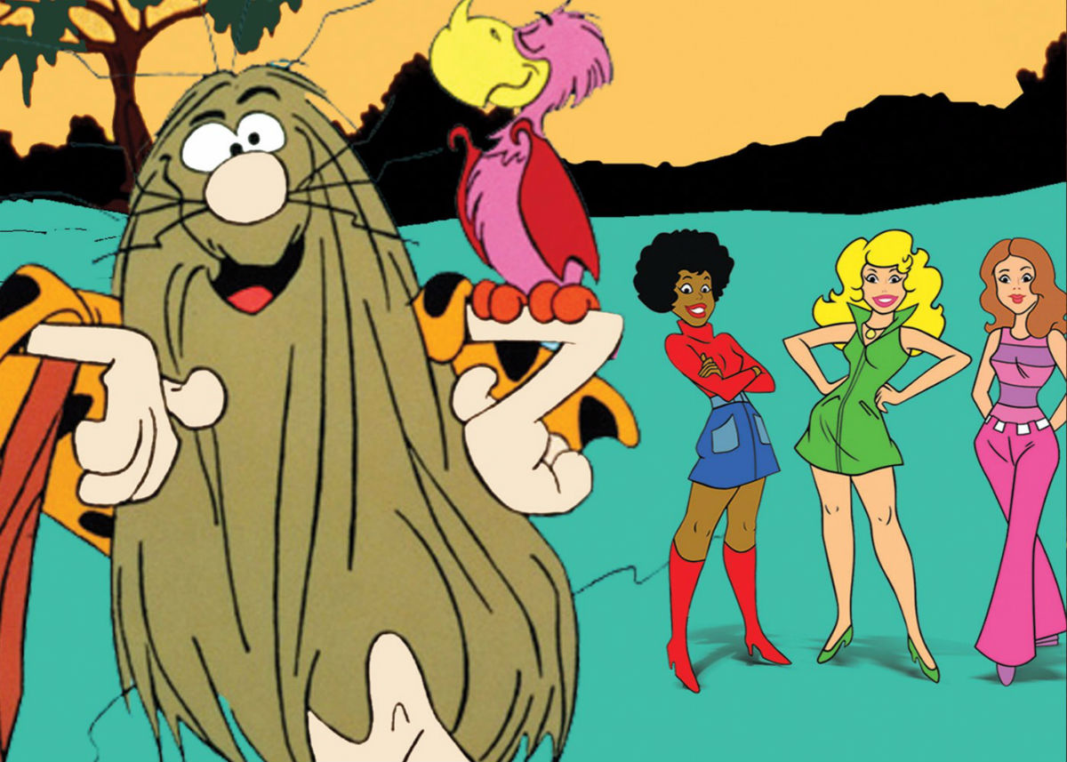 Capt. Caveman and the Teen Angels
