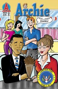 Archie #616 cover