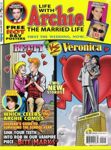 Life With Archie #2 cover