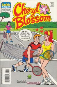 Cheryl Blossom #32 cover