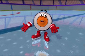 Peter Puck in CGI