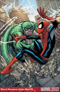 Marvel Adventures Spider-Man #10 cover