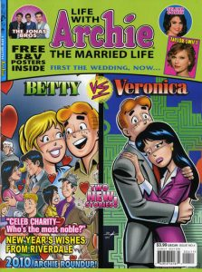 Life With Archie #4 cover