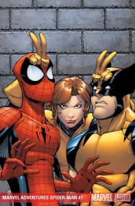 Marvel Adventures Spider-Man #7