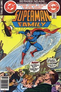 Superman Family #196 cover