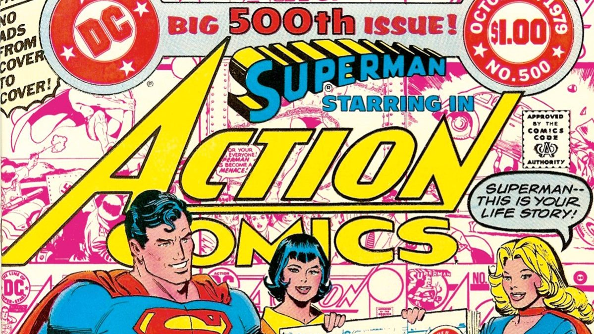 Action Comics #500 (October 1979)