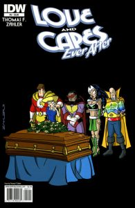 Love and Capes: Ever After #5