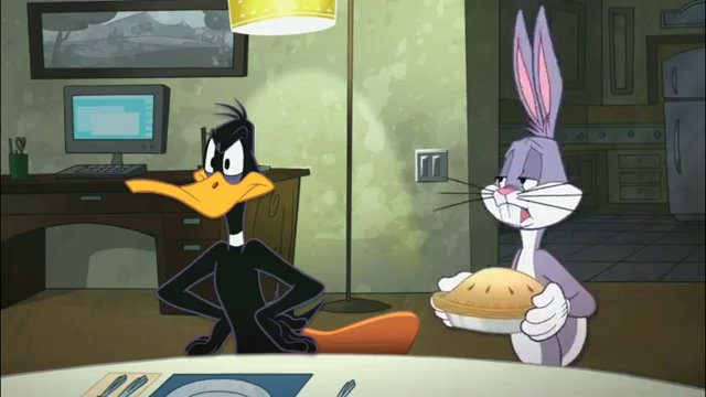 """The Looney Tunes Show: """"Newspaper Thief"""""""