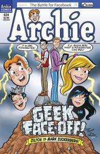 Archie #624 cover