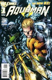 Aquaman #1 (2011)