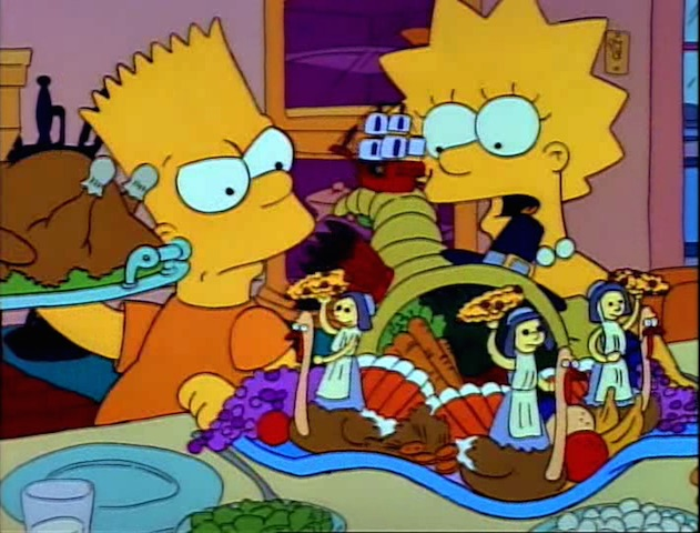 Bart vs. Thanksgiving
