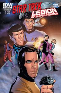 Star Trek/Legion of Super-Heroes #4