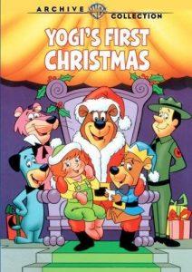 Yogi's First Christmas DVD