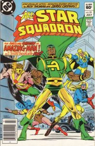 All Star Squadron #23