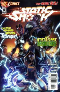 Static Shock #6