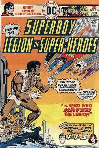 Superboy and the Legion of Super-Heroes #216