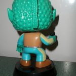 Greedo bobblehead toy (rear)