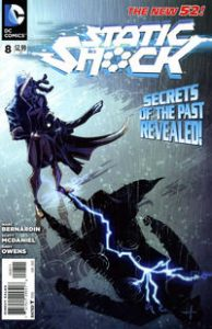 Static Shock #8