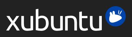 Xubuntu logo (dark)
