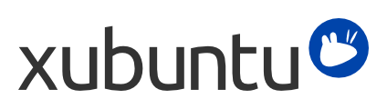 Xubuntu logo (light)