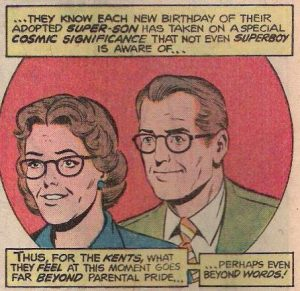 Martha and Jonathan Kent (Bronze Age)