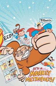 Superman Family Adventures #4