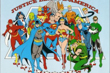 The Bronze Age JLA