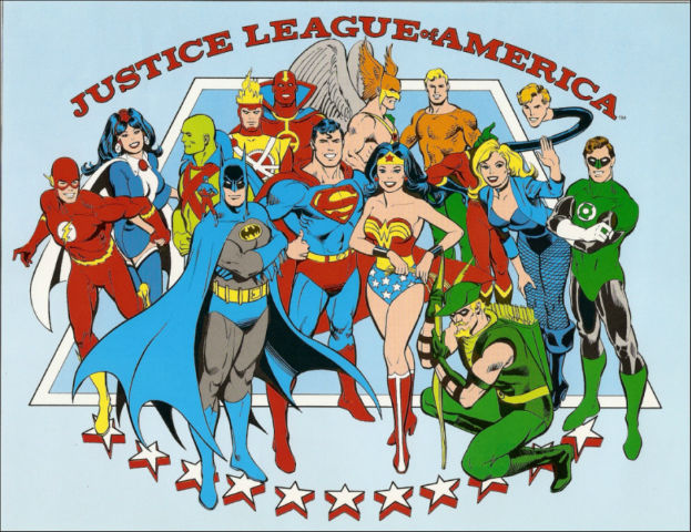 What should a diverse Justice League of America look like?