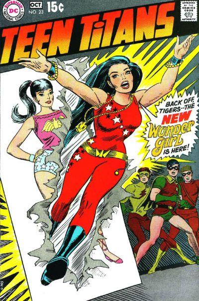 Teen Titans #23