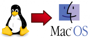 Linux to Mac