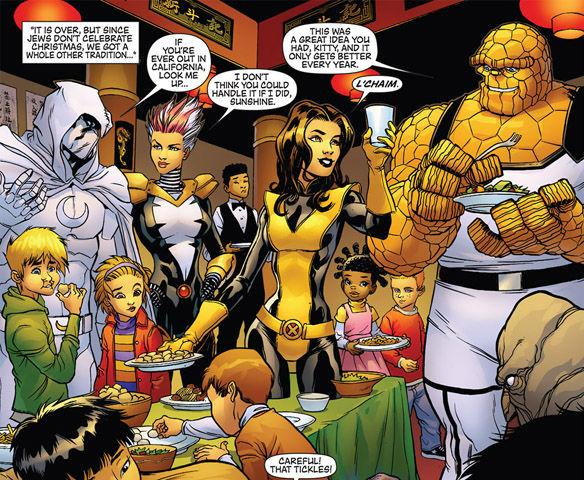 Marvel Holiday Special 2011