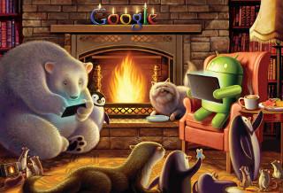 Google Nexus holiday
