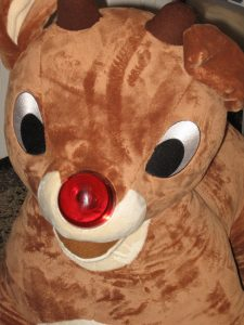 Rudolph-the-Red-Nosed-Reindeer-giant-doll-close-up-