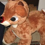 Rudolph-the-Red-Nosed-Reindeer-giant-doll-top-view-