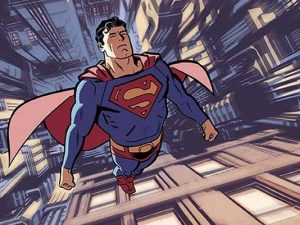 Adventures of Superman (digital)
