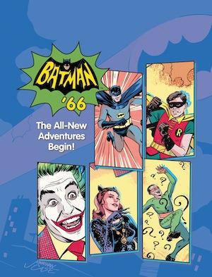 Batman '66 #1
