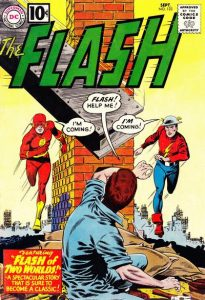 Flash (vol. 1) #123