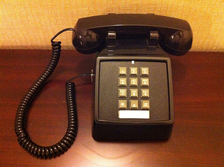 Corded TouchTone telephone