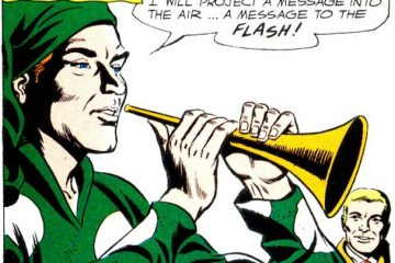 "The Pied Piper from ""The Flash"""
