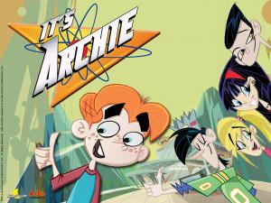It's Archie