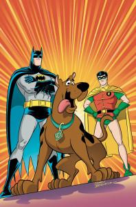 Scooby-Doo Team-Up #1