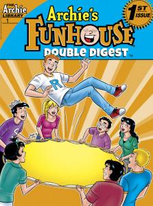 Archie's Funhouse Double Digest #1