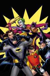 Batman 66: The TV Stories