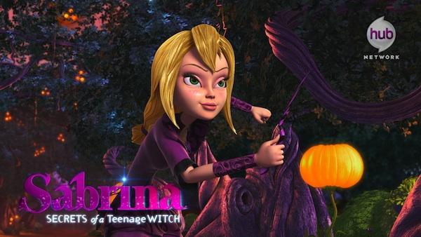 Sabrina: Secrets of a Teenage Witch screenshot