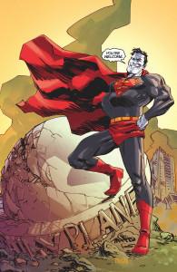 Adventures of Superman #9