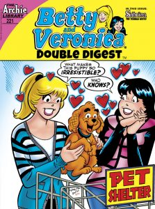 Betty and Veronica Double Digest #221