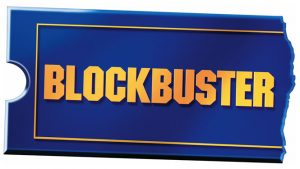 Blockbuster Video logo