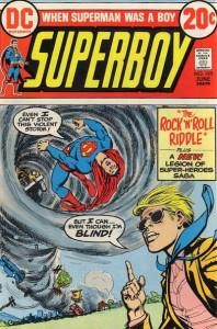 Superboy #195