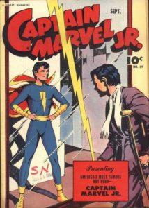 """Captain Marvel Jr."" #23"