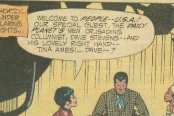 Dave Stevens and Tina Ames